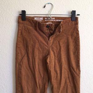 Brown vintage pants
